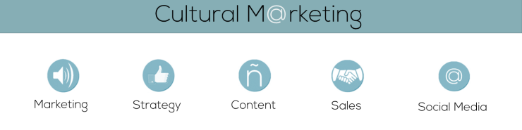 Logo cultural marketing
